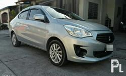 2014 mitsubishi mirage G4 GLX manual tranny low