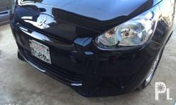 For Sale! Mitsubishi Mirage 2015 Black ( GLX )