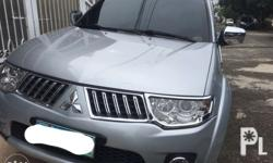 Mitsubishi montero SE 4x4 automatic 2009 year model