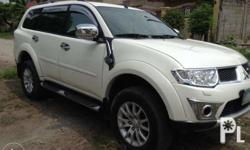 This Mitsubishi Montero Sport GTV 2011 is a steal at