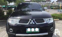 2012 model GLS-V high end; 4x2; 5 speed Automatic