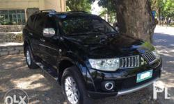 for sale/swap ok Mitsubishi Montero sports GLS 2010