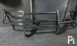 Mitsubishi Pajero front bull bar for sale text or call