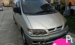 Mitsubishi Space Gear Automatic Transmission No Issue