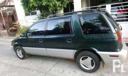 97 Spacewagon, Manual transmission, ACU new compressor,