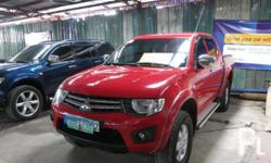 Vehicle Options 2013 Mitsubishi Strada Year: 2013