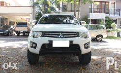 * Mitsubishi Strada * Manual Transmission * 4X4