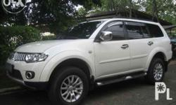 Montero GLS-V 2012 Automatic transmission All orig and