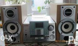 2nd hand stereo system.good conditon.all working..