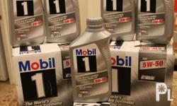 For sale mobil1 5w50 Racing edition applicable for