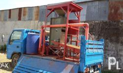 HAKASHI ENTERPRISE For sale mobile rice mill Note: