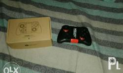 Wireless Bluetooth controller for android and pc
