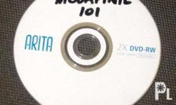 DVD Modafinil 101 ~ Learn the History. Chapter 1