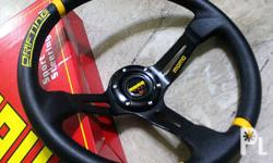 Momo Deep Cone Steering Wheel Other Car Accessories