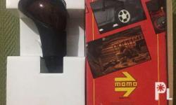 Part# PHCBN Momo Phantom Wood Leather Combo. Complete