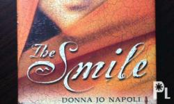The Smile by Donna Jo Napoli Hardbound Bought at 795