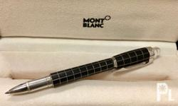 Mont Blanc Belts used condition. Can fit 34�