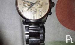 2nd hand need cash montblanc chronograph