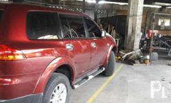 Montero 2013 Rush Casa Maintained City used only