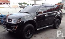 im selling my Montero sports 2009 GLS Diesel Automatic,