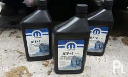 Mopar ATF4 Automatic Transmission Fluid for Jeep