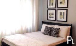 25sqm Studio Unit for Rent Located at the 21st floor of