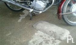 Honda motorcycle model 2011 rush rush 50k only need