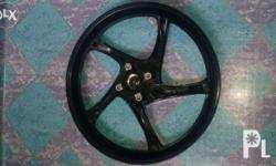 Motor rim / mag as seen on picture 1 piece lang