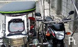 Tmx supremo 150 with sidecar 2016 model for sale in angono honda tmx supremo 150cc with stainless steel sidecar publicscrutiny Image collections