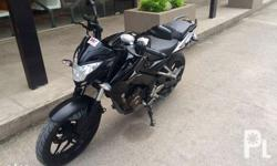 URGENT SALE KAWASAKI ROUSER NS200 5months old good as