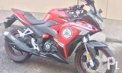 � Pasalo ng Rusi Sigma 250CC acquired last Nov 2017