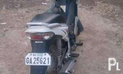 Im selling my motorcycle please contact 09273724101