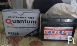 quantum battery bought last sept. 5 bag o pa, i sell