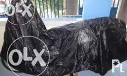 Motorcycle cover Color blue Waterproof Size large