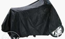 motorcycle cover standard size material - pvc color -