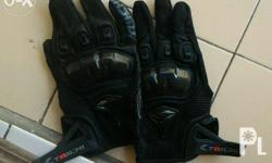 Taichi gloves large black only brand-new negotiable