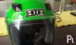 For sale motorcycle helmet Barely used, only used for