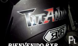 100% brandnew titan helmets from XR Pm for available