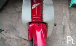 Honda dream c100 original papers OR ang CR expired