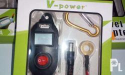 V-Power Just attach to MC battery and charge your phone