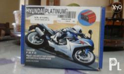 Hyundai Platinum Motorcycle Power Amplifier 2 Channel