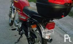 Racal Motorcycle Heavy Duty 150cc Milleage: 3000 only