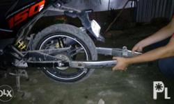 Swing arm for motorcycle From z200 Can fit big tires