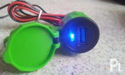 im selling my motorcycle usb charger input 12-24V