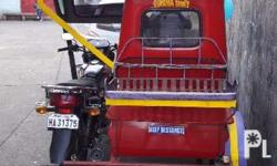Motorcyle with sidecar Service only will maintain 2yrs