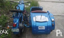 Rush sale Motorcycle with sidecar Manual Gasoline In