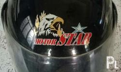 Motorstar helmet with ICC sticker.Walang sira as in no
