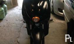 motorstar saphire 110 for sale good running condition