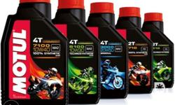MOTUL Motorcycle Oils For Motorcycles, Tricycles, ATVs,