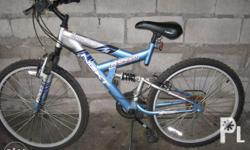 This item is a by cycle ( mountain Bike) I would like
